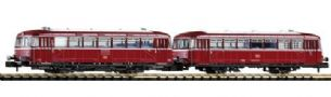 Piko 40252 N Gauge  DB VT98/VS98 Railbus and Trailer